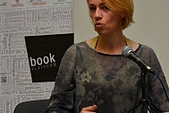 Ali Bowden, Editorial visits, Lviv Book Fair, Book Platform project